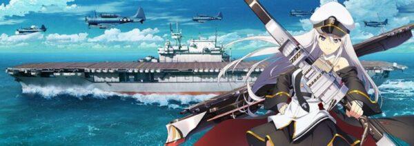 TVアニメ『アズールレーン』Blu-ray全6巻