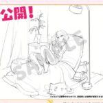 【朗報】完全事後のニーミちゃんキタ━━━(゚∀゚)━━━!!w「エッッッッエッッッッッッッ」「やっぱりニーミはベッドが似合う!」