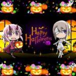 ハロウィンはどんな衣装とや衣装が追加されるのか気になって眠れない…←お菓子…子供…ということは梓希ちゃん!?