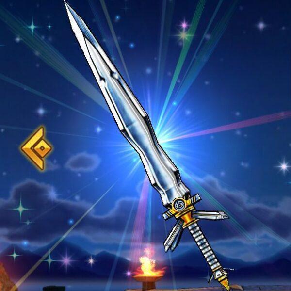 【画像あり】初期勢のユーザーさん、メタスラの剣を引き当てて喜ぶ←アンバランスなステータスしてるなwwwwww