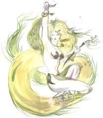 【画像あり】バルバリシアみたいなエロエロの風の四天王おなしゃぁぁぁっす!!←FF4コラボオナシャァァァス!!